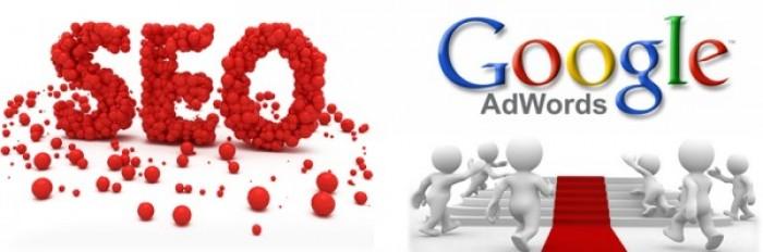 Hãy đạt được kết quả mong muốn bằng cách Thiết kế Website chuẩn SEO, chạy SEO Website và Google Adwords cùng: