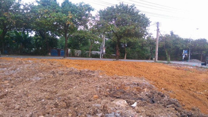 Bán đất thổ cư mặt tiền đường Nguyễn Thị Tồn, sổ đỏ riêng. Hỗ trợ vay ngân hàng 80%.