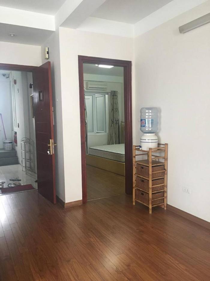 Bán nhà mặt ngõ 189 Hoàng Hoa Thám DT120m2 8 tầng MT8,2m căn hộ dịch vụ giá trên 15 tỷ.