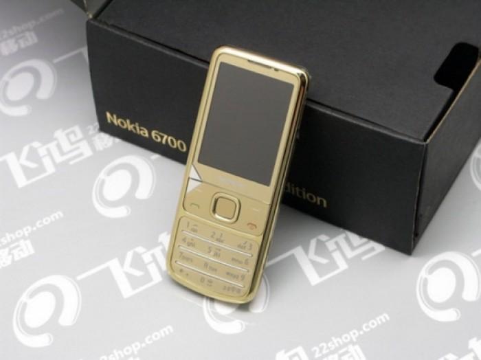 Bán Nokia 6700 classic gold fullbox BH 12 tháng tại TP.HCM2