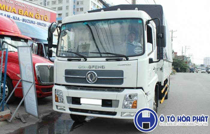 Xe tải thùng  DONGFENG 9T6 B170
