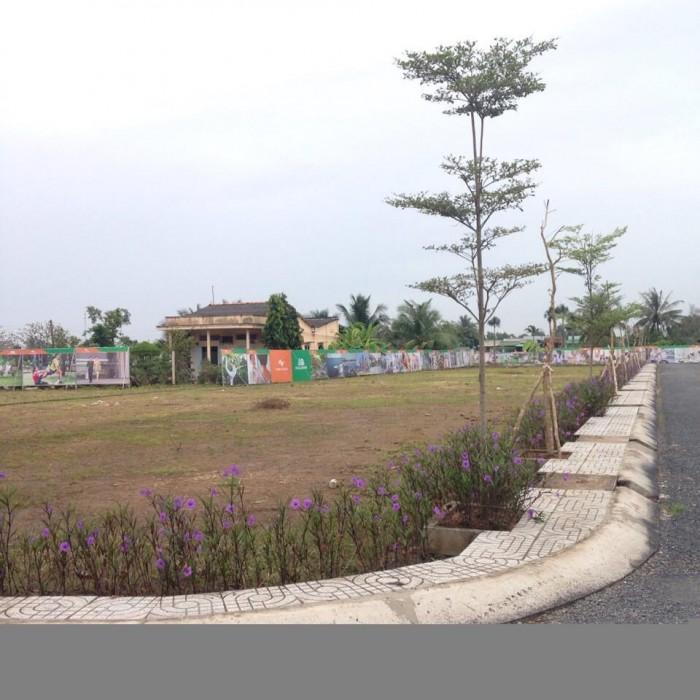 Bán đất tại Đường Phan Văn Mảng. Liền kề chợ Bình Chánh.  Giá: 299 triệu  Diện tích: 100m²