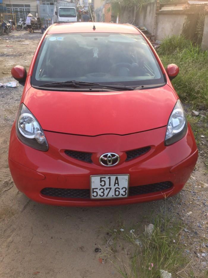 Toyota Aygo sản xuất năm 2009 Số tay (số sàn) Động cơ Xăng