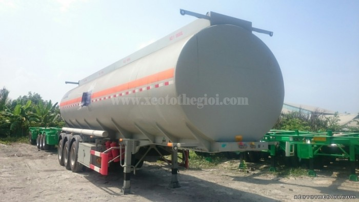 Bán Ro Mooc Bồn chở Xăng dầu 40m3 CIMC - Liên hệ Ô Tô Đại Đô Thành