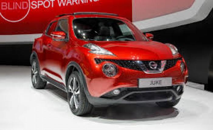 Juke Nissan 1,041 tỷ