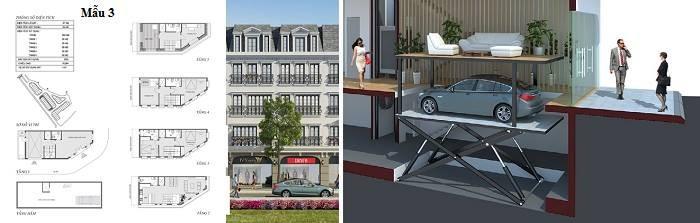 Bán nhà liền kề 5 tầng KĐT Mỹ Đình (gần Sudico-The Manor), giá rẻ