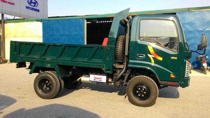 Xe Ben Veam VB350 Giá Tốt, Hỗ Trợ Trả Góp, Ưu Đãi Hấp Dẫn