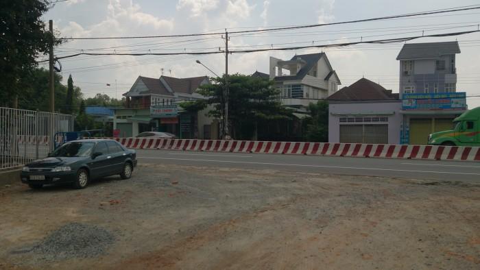 Đất nền mặt tiền QL60m, đường phạm ngũ lão ,thành phố mới bình dương