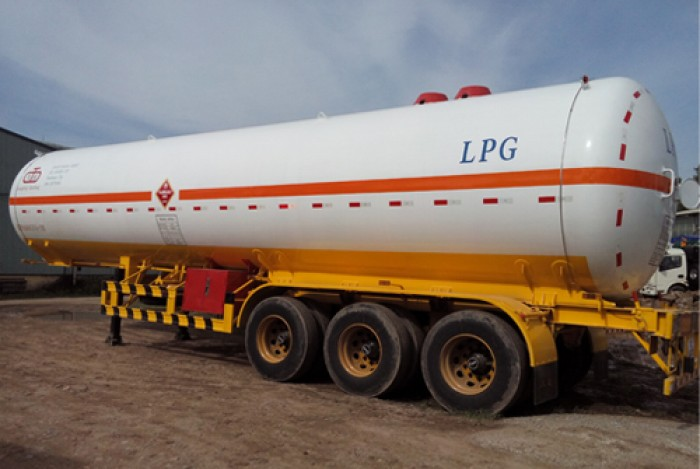 Mooc xitec Bồn chở khí Ga - LPG 48m3, hàng tốt nhất với giá cạnh tranh nhất