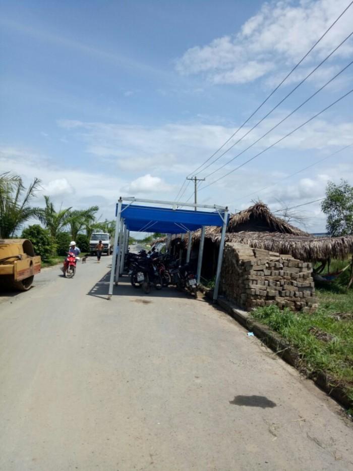 Đất thổ cư 118tr/nền ngay bệnh viện đa khoa,làng đai học quốc tế VIUT,góp 2 năm KLS,SHR,chiết khấu 6%