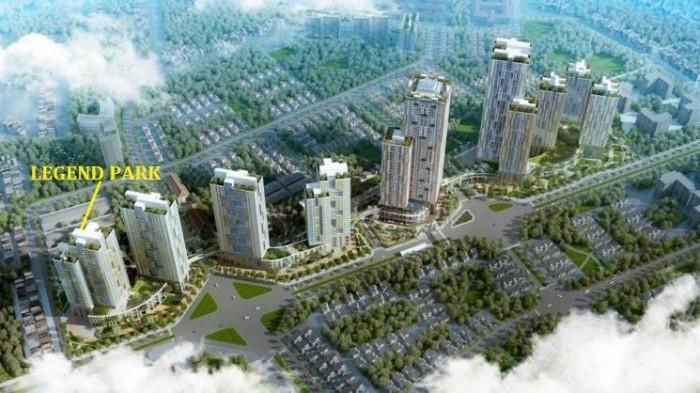 15 Suất ngoại giao dự án Legend Park giá 19tr/m2 nhanh tay đặt mua