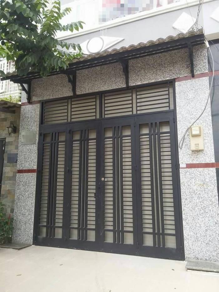 Cho thuê nhà mặt tiền nguyên căn 4 pn, đầy đủ nội thất.