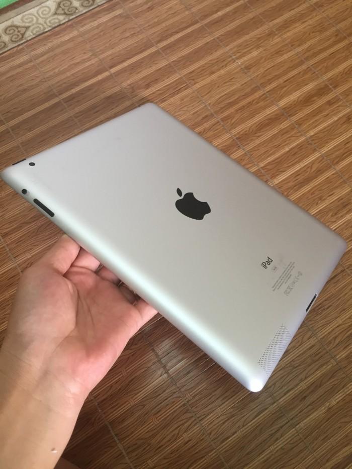 iPad 2 16G wifi màu đen bản LL/A zin đét