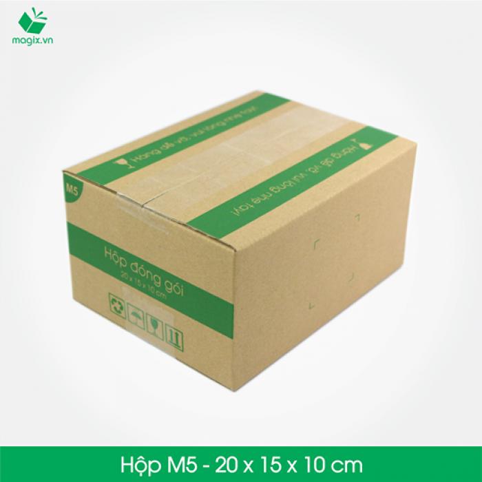 Lựa chọn thùng carton dựa trên kiểu dáng