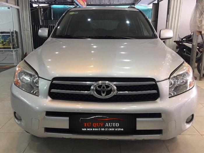 Toyota RAV4 sản xuất năm 2007 Số tự động Động cơ Xăng