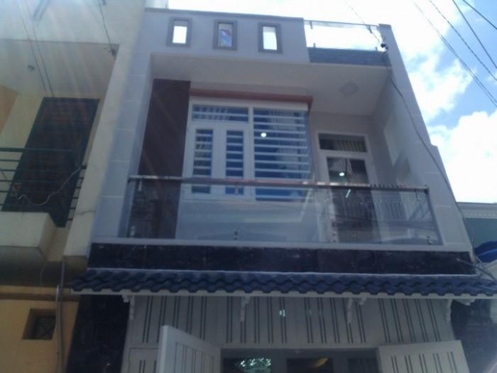 Nhà 434/76/175  PhạmVănChiêu, Phường9, GòVấp, HXH4m Thông, 4x12m, 1trệt+1LầuBTCT, 2PN,2WC, TâyNam
