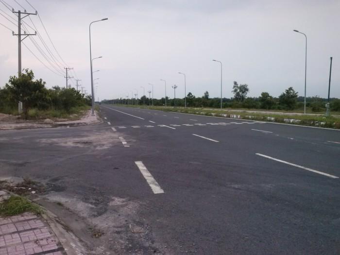 Đất nền MT quốc lộ 13, liền kề kcx Linh trung 2, 4-6tr/m2, sổ đỏ