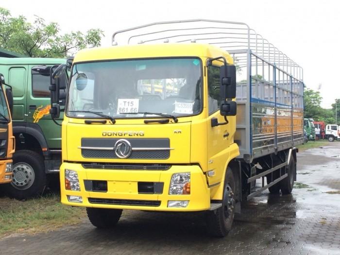Dongfeng B170 sản xuất năm 2016 Số tay (số sàn) Xe tải động cơ Dầu diesel