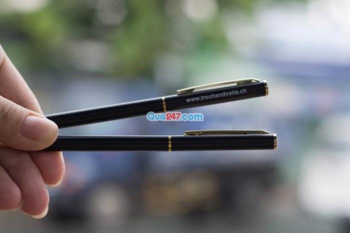 Bút kim loại 25 khắc tên logo công ty, cá nhân nhỏ gọn sang trọng và duyên dáng giá cực mềm