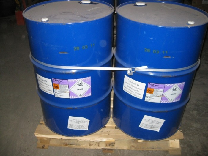 TRICHLOROETHYLENE, C2HCl3, Ethinyl trichloride, TCE, mới 100%