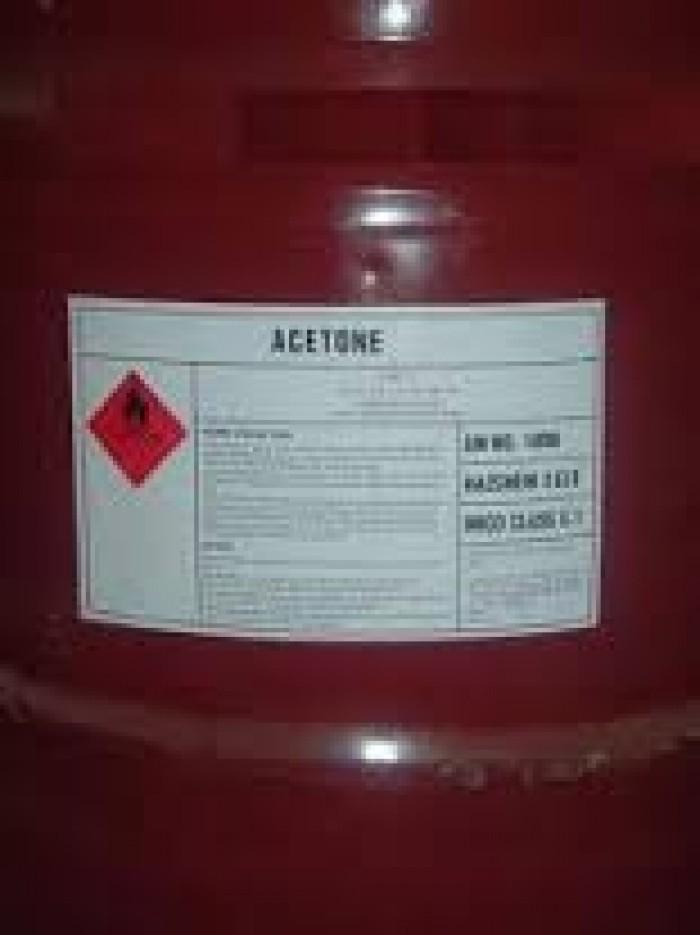 Acetone, C3H6O2, 2-propanone, Dimetthyl Ketone, dung môi tẩy rửa, nước rửa móng tay mới 100%