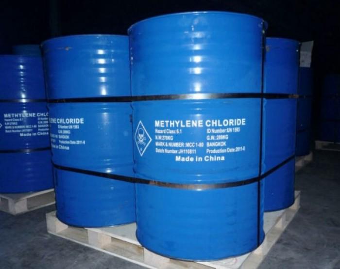 Methylene Chloride, MC, chất tẩy sơn, chất tẩy dầu mỡ, chất lượng 100%