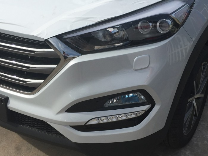 Hyundai Tucson sản xuất năm 2016 Số tự động Động cơ Xăng