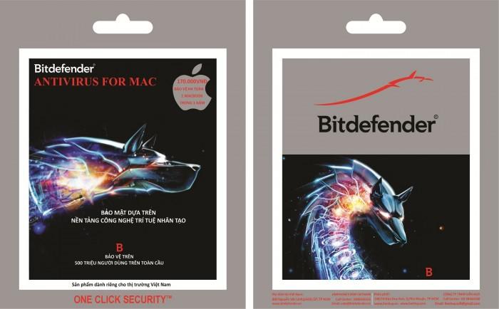 Phần Mềm Diệt Virus Bitdefender Antivirus For Mac