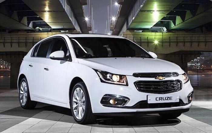 Chevrolet Cruze LTZ 1.8L phiên bản 2017 -  Chevrolet Cần Thơ