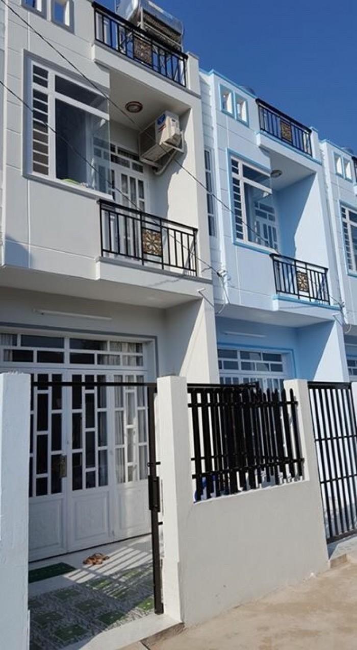 Nhà mới diện tích 5x17m Sổ Hồng Riêng_ QL50