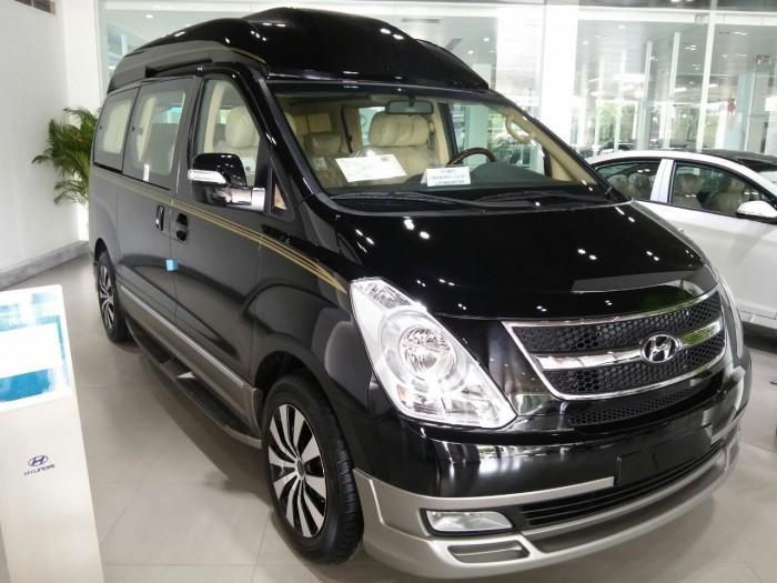 Hyundai Starex sản xuất năm 2016 Số tự động Động cơ Xăng
