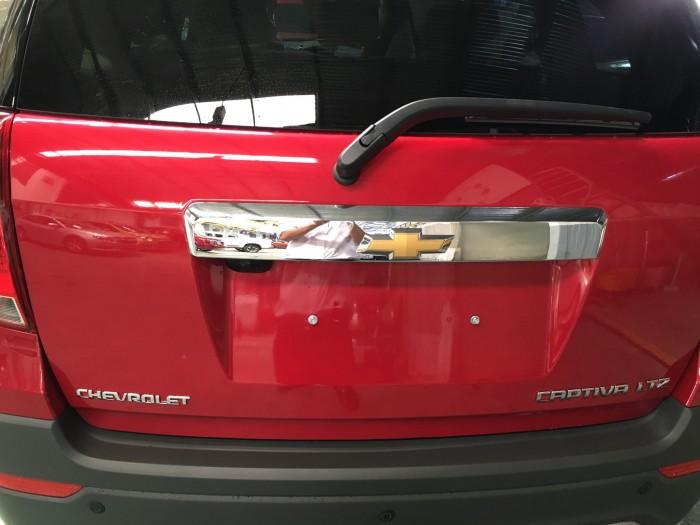 Chevrolet Captiva Sport sản xuất năm 2017 Số tự động Động cơ Xăng