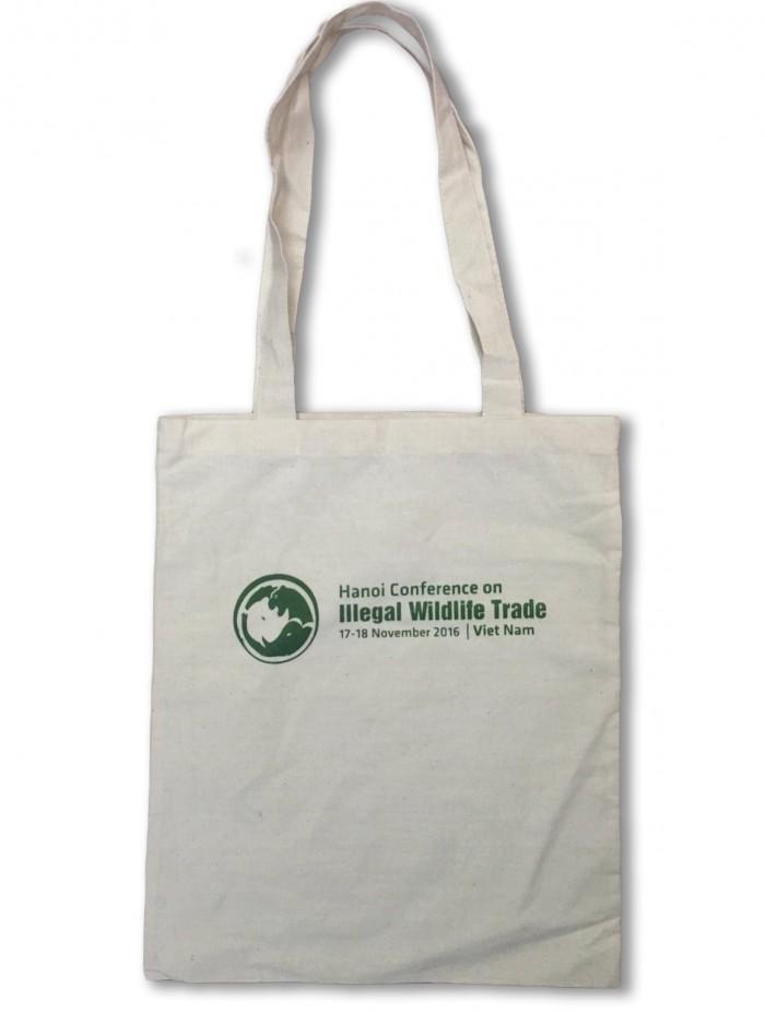 Túi vải in logo