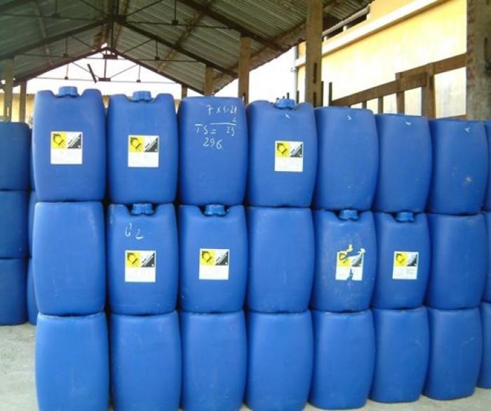 Hàn mới về : Hydrochloride, HCl, Acid Chlohyride, chất sản xuất cao su, chất Rửa chai lọ thuỷ tinh, mới 100%
