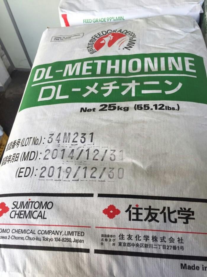 Hàng Mới: DL – Methionine, Methionine, Aicd Amin, Axit Methionine, C5H11NO2S