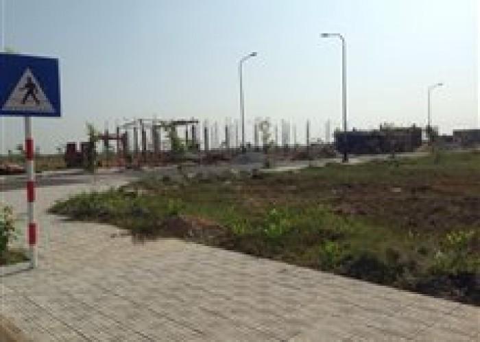 435 triệu sở hữu đất 2 mặt tiền tại KĐT Phú Mỹ Thượng
