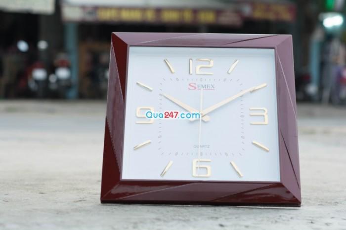 Đồng hồ 06 in logo công ty quà ặtng quảng cáo giá cạnh tranh