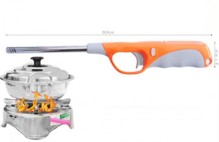 Combo 02 dụng cụ mồi bếp đa năng