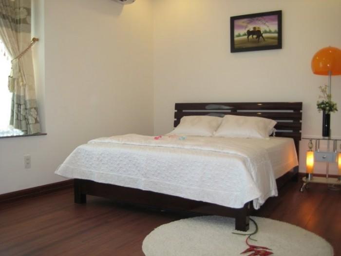 Bán căn hộ chung cư Giai Việt Residence, Q.8, DT 78m2, 2PN, view hồ bơi