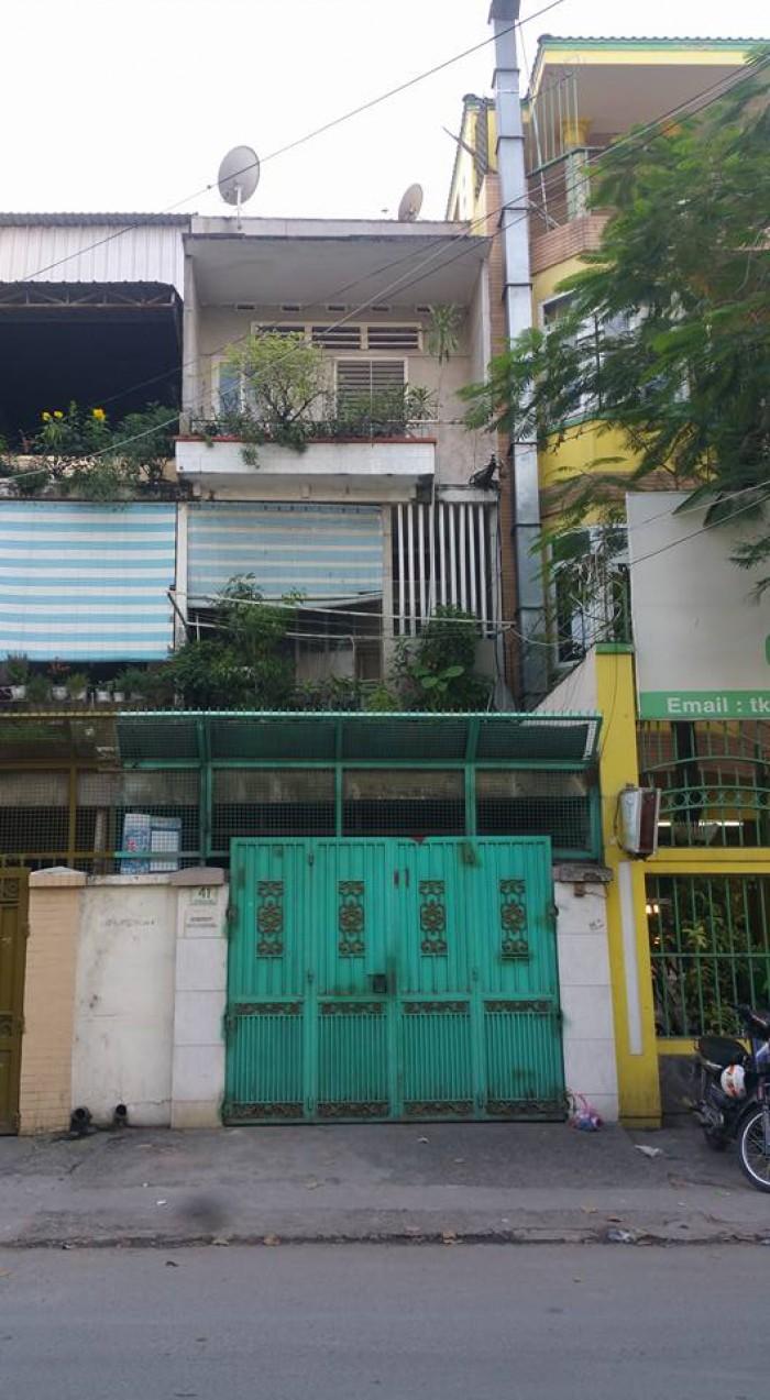 Cho thuê nhà mặt tiền đường Nguyễn Huy Lượng Cách bệnh viện Ung Bướu 50m tiện mở phòng mạch