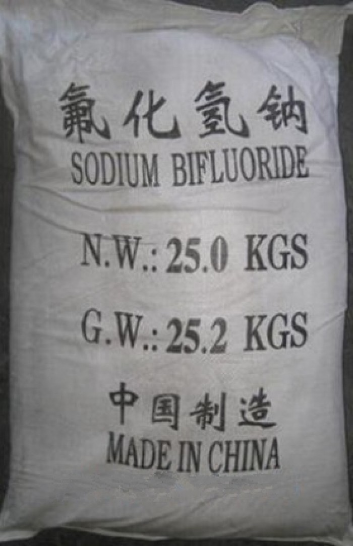 Hàng mới: SODIUM BIFLUORIDE, Natri Bifluoride, NaHF2, Sodium Hydrogen Fluoride, SBF