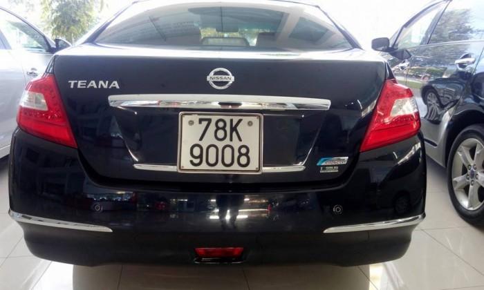 Nissan Teana sản xuất năm 2010 Số tự động Động cơ Xăng