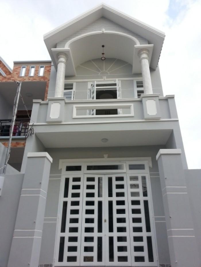 Nhà phố ngay chợ ấp 5 Vĩnh Lộc B Đường hương lộ 80 Giá 820tr