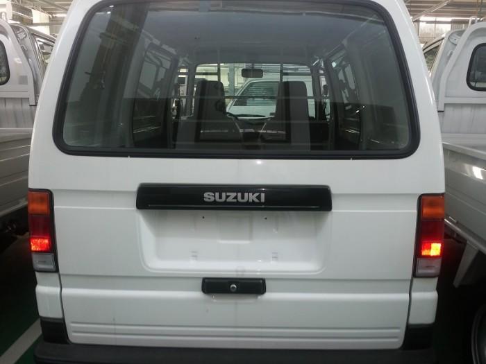 Suzuki Blind Van sản xuất năm 2016 Số tay (số sàn) Động cơ Xăng
