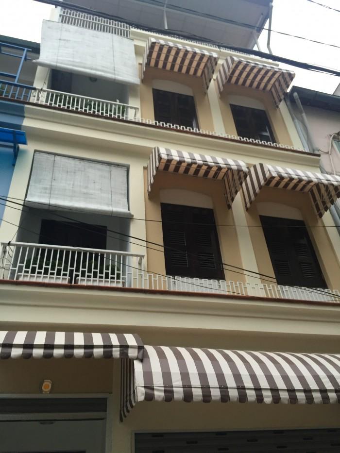 Cho thuê nhà nguyên căn Đường Phan Kế Bính Q1