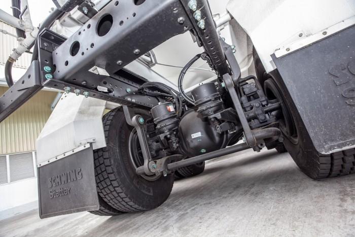 Bán xe bồn trộn FIGHTER FJ MIXER 7CBM, 7 khối, nhập khẩu nguyên chiếc
