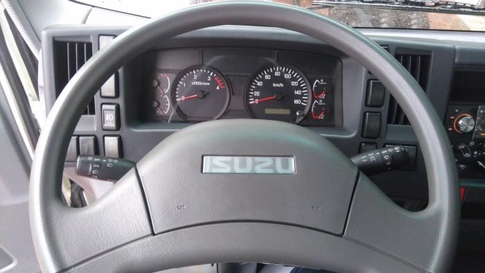 Giá bán xe tải Isuzu 8 tấn 2,8T2,8.2T thùng bạt, kín trả góp tiền mặt