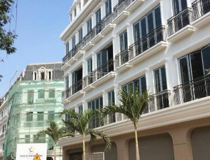 Nhà phố Five Star Mỹ Đình- Tổ ấm an cư, đầu tư có lãi, ưu đãi 100 triệu đồng trong ngày bàn giao