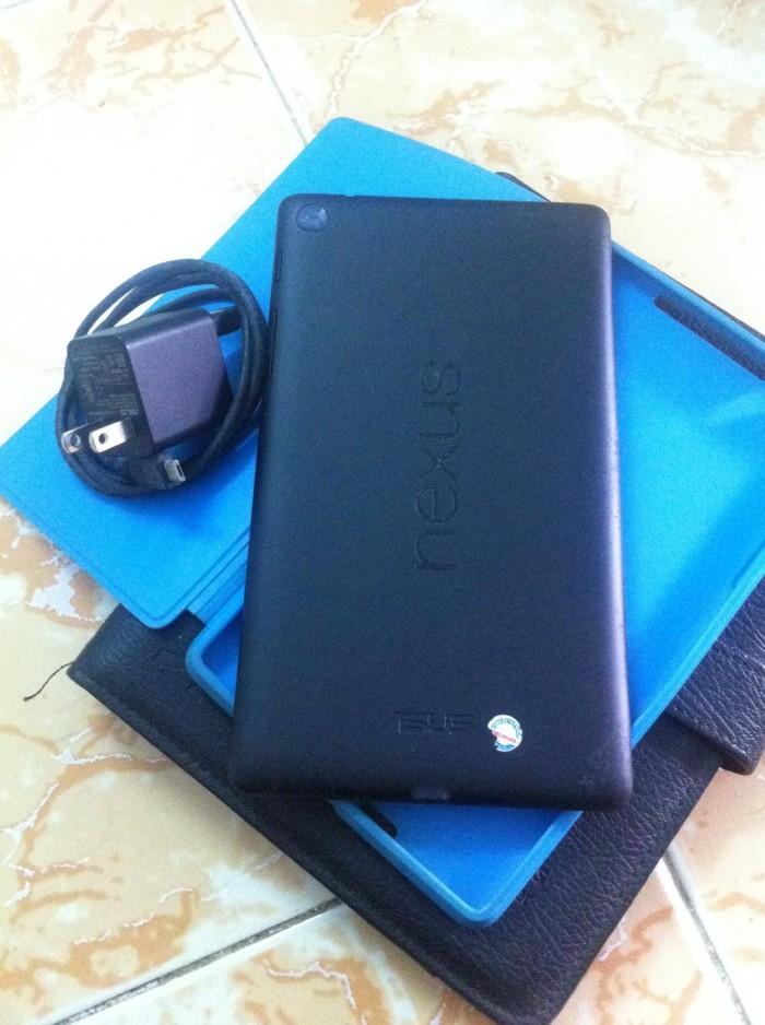 Nexus 7 2013 16Gh Only Wifi Nguyên Zin
