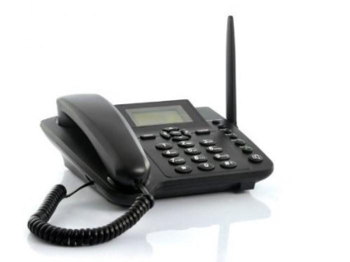 Điện Thoại Bàn Homefone FWP6588 Sử Dụng Sim Gsm Mobi , Vina , Viettel , Beeline...4
